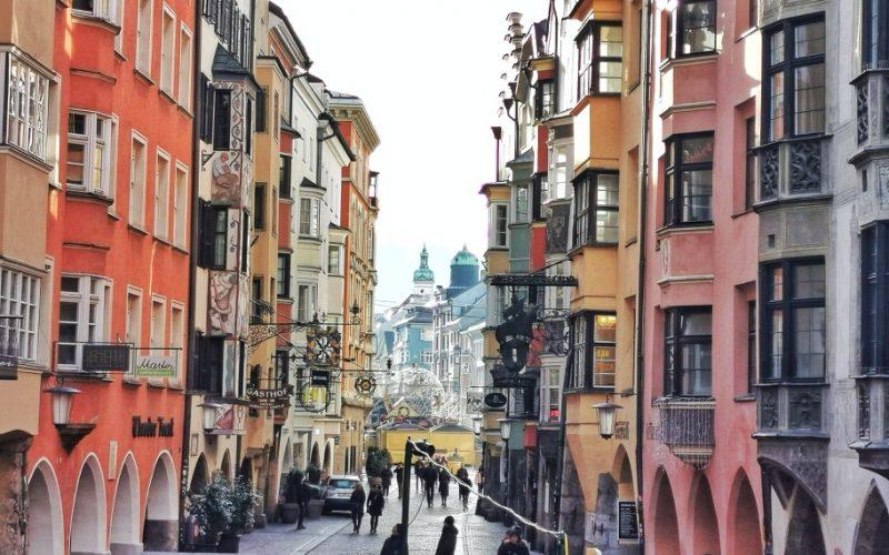 Innsbruck in un giorno